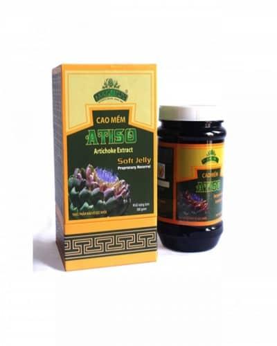 Cao Atiso cao cấp (hộp 0,5kg) - cao atisô Đà Lạt nguyên chất